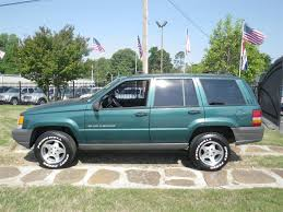 green jeep grand cherokee 1997 jeep grand cherokee green 4806r