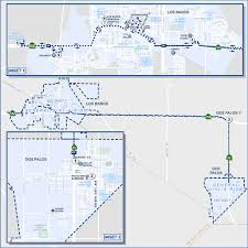 Ups Route Map by Dp Dos Palos Link Merced Transit Authority Ca Official Website