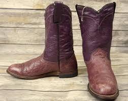womens vintage cowboy boots size 9 vintage rockabilly cowboy boots size 9 d or womens