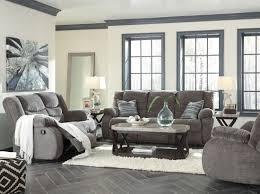 tulen gray reclining living room set from ashley coleman furniture