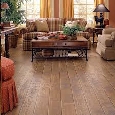 classical luxurious faux wood flooring in modern home design