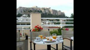 magna grecia boutique hotel in athens greece youtube