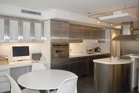 beautiful stainless steel kitchen designs