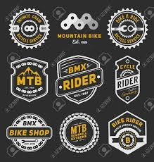 free sticker label templates free logo design bike design stickers logo bike design stickers free logo design bike design stickers logo set of bicycle badge logo template design for