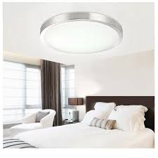 Led Bedroom White Round Ceiling - 12 15 18 acrylic led ceiling light round ceiling application lamp