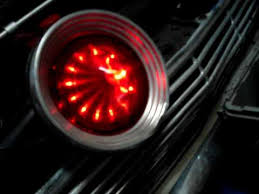 ford falcon tail lights 63 falcon led tail lights youtube