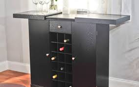 Built In Drinks Cabinet Bar Excellent Home Bar Design With Dark Wooden Modern Cabinet