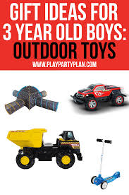 25 of the absolute best gifts and toys for 3 year boys