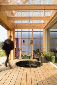 Eco Friendly Interior Design This Eco Friendly House In France Cost Under 200k To Build Curbed