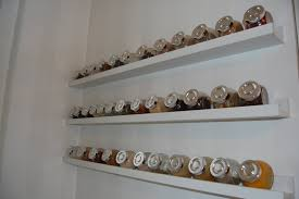 Spice Rack Inserts For Drawers Kitchen Alluring Wall Mount Spice Rack For Your Kitchen