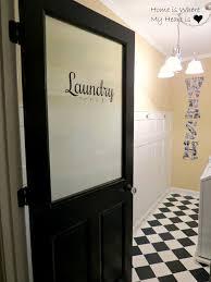 laundry room doors barn door makeover country laundry room san