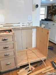 kitchen base cabinet build 3 ideas for success when reusing kitchen cabinets to get the