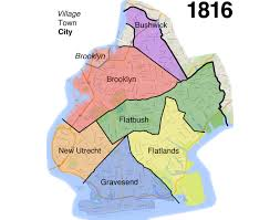 Brooklyn Neighborhood Map Brooklyn U0027s Evolution From Small Town To Big City To Borough
