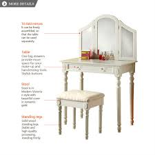 Make Up Dressers Factory Directly Sale 2014 Makeup Dresser Dressing Table With