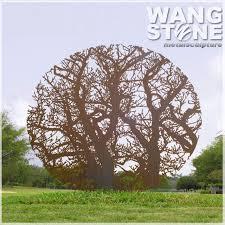 large corten steel outdoor metal tree sculpture buy metal tree