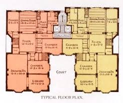 Typical Brownstone Floor Plan Daytonian In Manhattan The 1908 No 36 Gramercy Park East