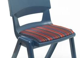 Postura Chairs Schools Postura Plus Classroom Chairs With Seat Pad 350mm High 6 7