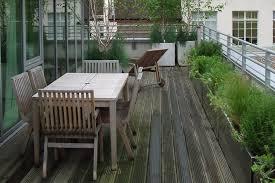 inspiring terrace garden design ideas for small space shade