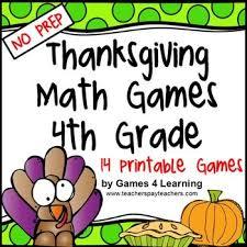 die besten 25 fourth grade thanksgiving activities ideen auf