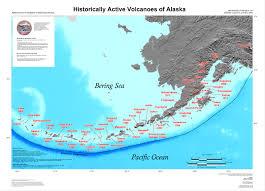 Pavlof Volcano Map Avo Image 19378 Akutan Amak Amukta Aniakchak Atka Kliuchef