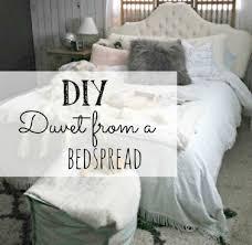 Making A Duvet Cover Homemade Comfort Diy Duvet Cover Patterns