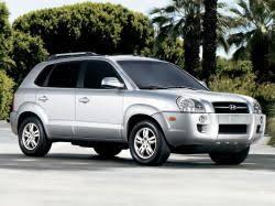 hyundai tucson 2006 wheel tire sizes pcd offset and rims
