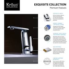 bathroom faucet set kraususa com