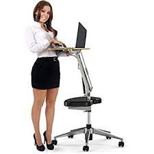 Mobile Laptop Desk Roomyroc Mobile Laptop Desk Cart Stand With Adjustable