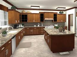 Kitchen Floor Plans With Island 4 Insightful Kitchen Floor Ideas Midcityeast