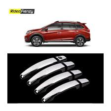 mobil honda brv honda brv door chrome catch handle covers online at low prices