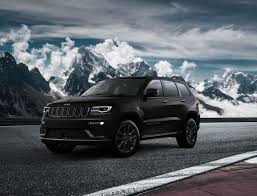 jeep grand cherokee all black 2018 jeep grand cherokee s release date specs news sporty all