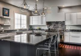 contemporary white kitchen in allentown pa morris black contemporary white kitchen in allentown pa