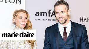 ryan reynolds accidentally reveals the of his second baby on