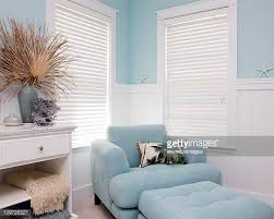 Shabby Chic Kitchen Blinds Blinds Stock Photos And Pictures Getty Images