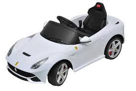 toy ferrari model cars magic cars ferrari ride on battery powered rc car w keys