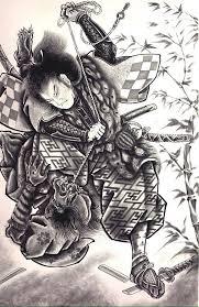 japanese traditional samurai tattoos design tattoomagz