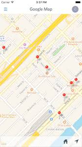 Ohio Google Maps by Pro Tip Use Google Maps To Show Multiple Pins At Once U2013 Guidebook
