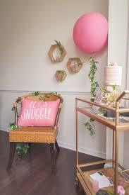 baby shower things kara s party ideas geometric floral baby shower kara s party ideas