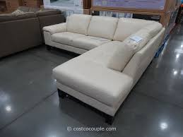 Sectional Sofas At Costco Htl Manhattan Leather Sectional