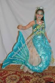 Halloween Costumes 6 Girls 25 Mermaid Costume Kids Ideas Girls Mermaid