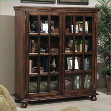 Vintage Bookcase With Glass Doors Bookcase Mahogany Bookcase Glass Doors Original Finish B1571 For