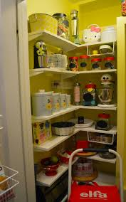 Organizing Kitchen Pantry Ideas So Thrilled To Have Our New Elfa Kitchen Pantry From The Container
