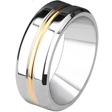 Lord Of The Rings Wedding Band by Justtitanium Com Coi Titanium Lord Of The Ring Wedding Band