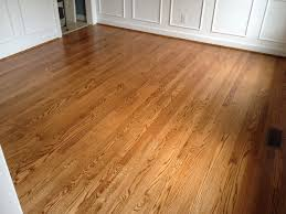 refinished select and better 2 1 4 oak flooring finished on
