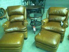 tilt back chair with ottoman henredon rose swivel rocker in a custom fabric custom orders we