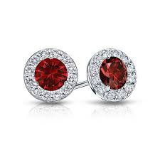 ruby stud earrings cheap ruby stud earrings find ruby stud earrings