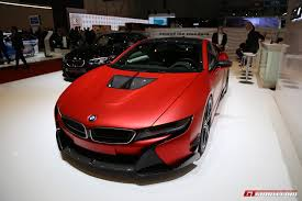 Bmw I8 Modified - geneva 2017 ac schnitzer bmw i8 gtspirit