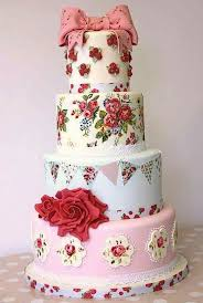 388 best shabby chic cakes u0026 cup cakes images on pinterest