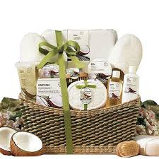 spa basket epitome of luxury spa basket gourmet gift baskets for all occasions