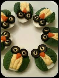 appetizer halloween jennuine by rook no 17 owl o ween deviled eggs